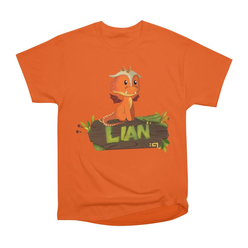 Lian the Dragon Women's T-Shirt by Mimundogames's Artist Shop
