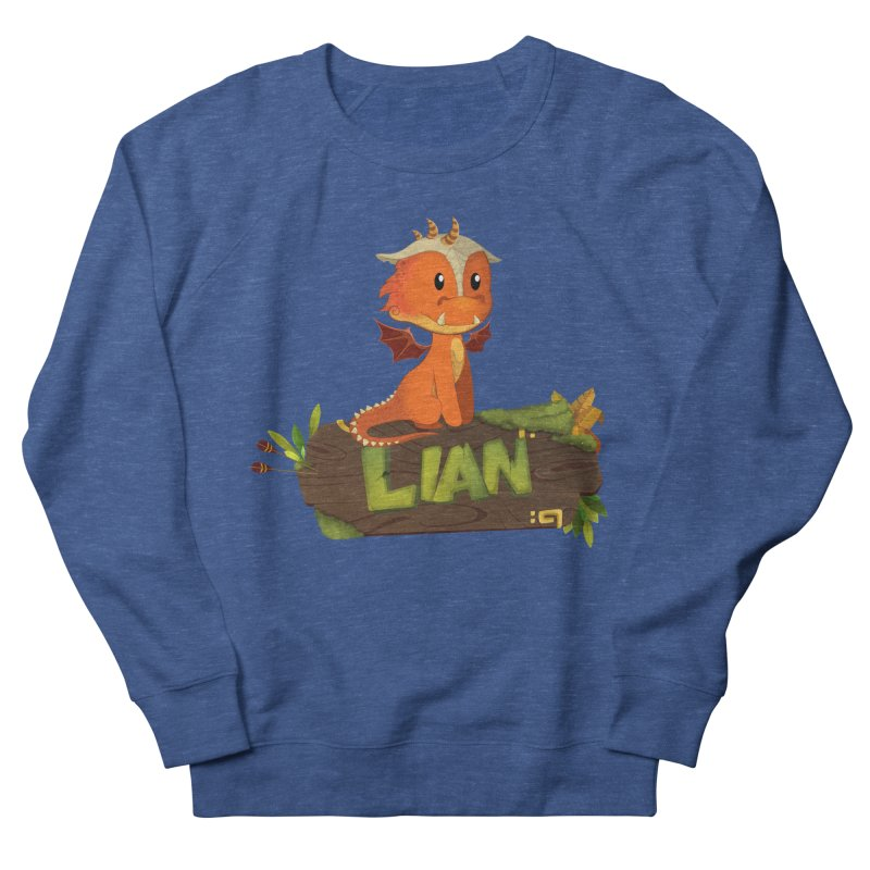 Lian the Dragon Women's Sweatshirt by Mimundogames's Artist Shop