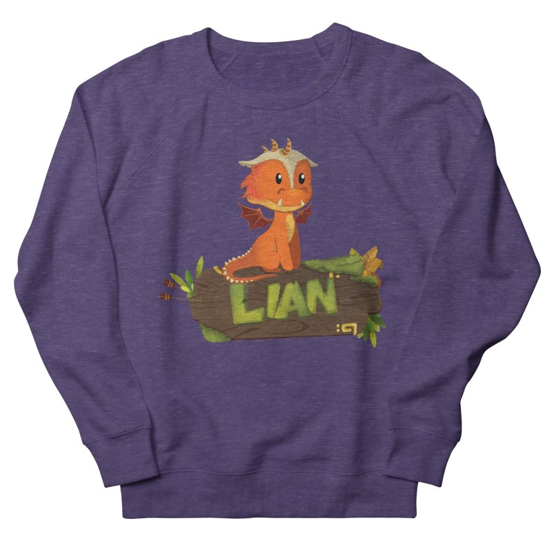 Lian the Dragon Women's Sweatshirt by Mimundogames's Artist Shop