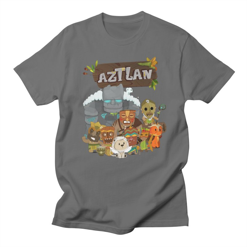Aztlan - All Characters Women's T-Shirt by Mimundogames's Artist Shop