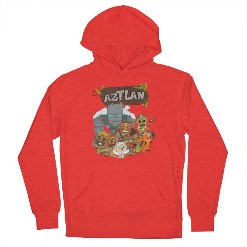 Aztlan - All Characters Women's Pullover Hoody by Mimundogames's Artist Shop