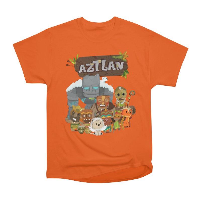 Aztlan - All Characters Women's T-Shirt by Mimundogames's Artist Shop