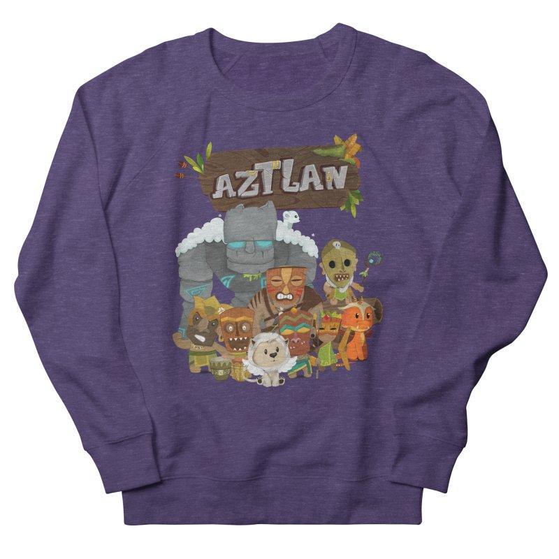 Aztlan - All Characters Women's Sweatshirt by Mimundogames's Artist Shop