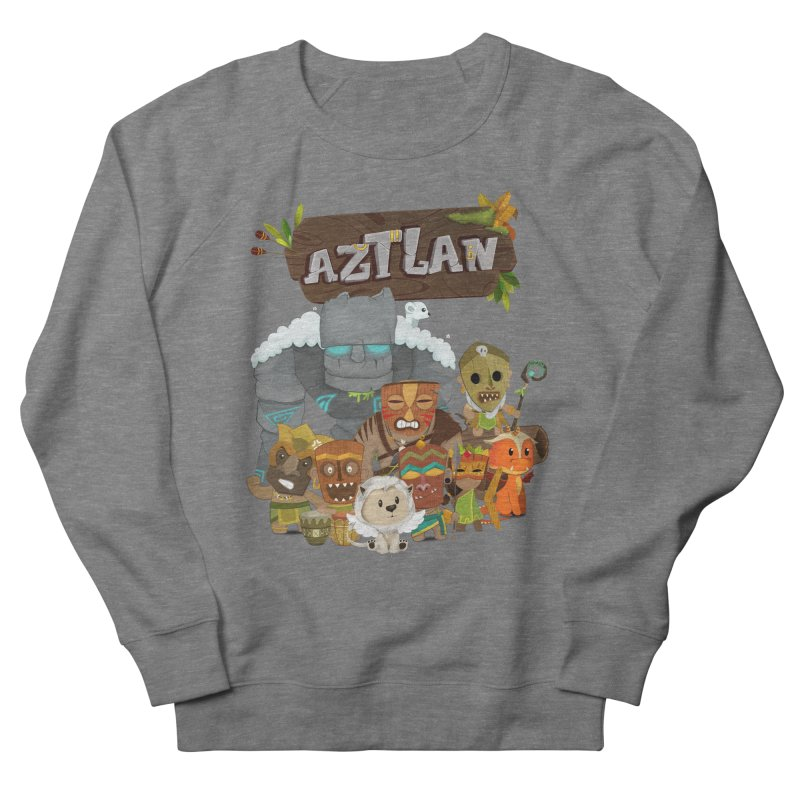 Aztlan - All Characters Women's Sweatshirt by Mimundogames's Artist Shop