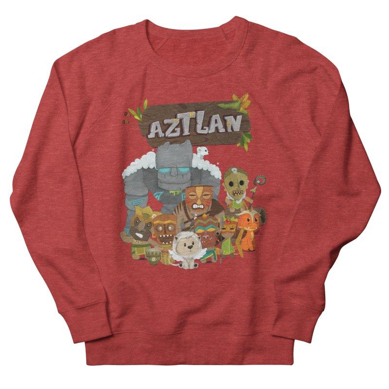 Aztlan - All Characters Men's Sweatshirt by Mimundogames's Artist Shop
