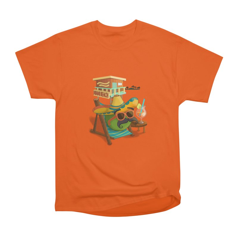 Juan at Miami Beach Women's T-Shirt by Mimundogames's Artist Shop