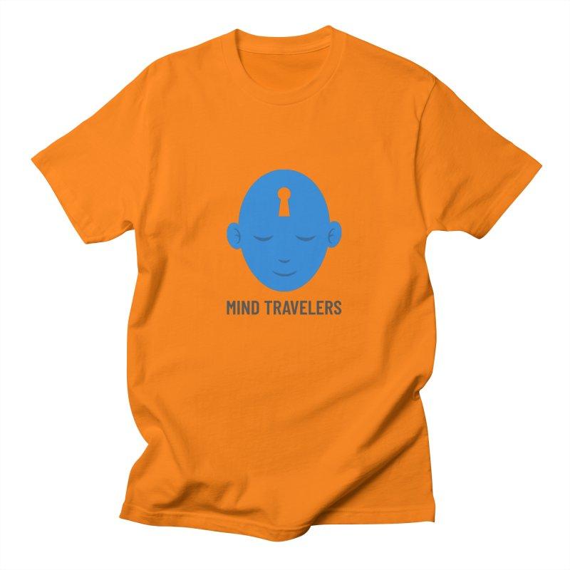 Keyhole Men's T-Shirt by Mindtravelers.org Gear