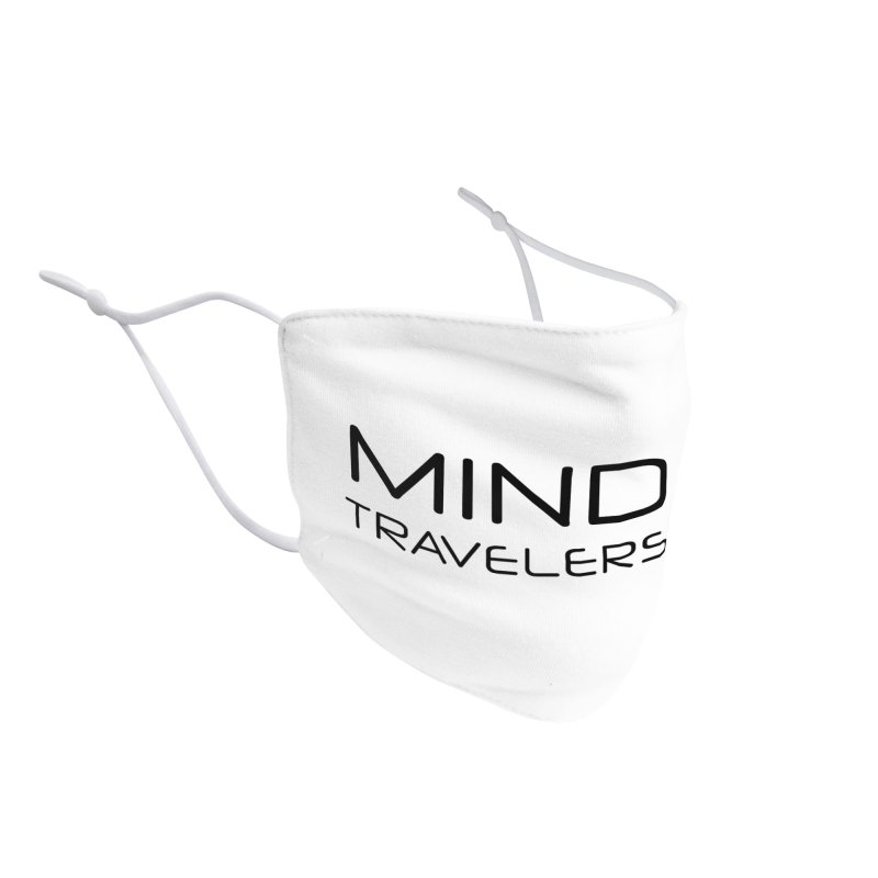 Mind Travelers Mask Accessories Face Mask by Mindtravelers.org Gear