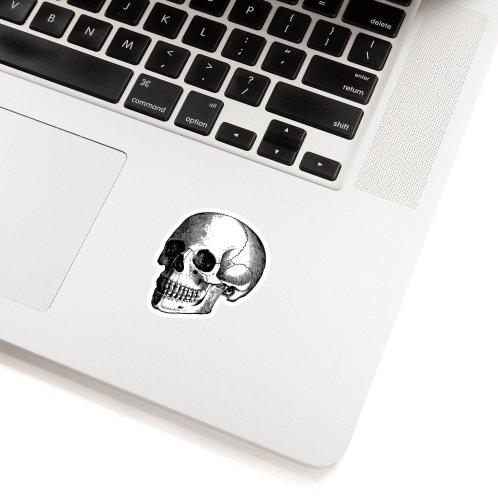 image for Vintage Gothic Skull