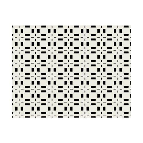 Design for Black Tiles