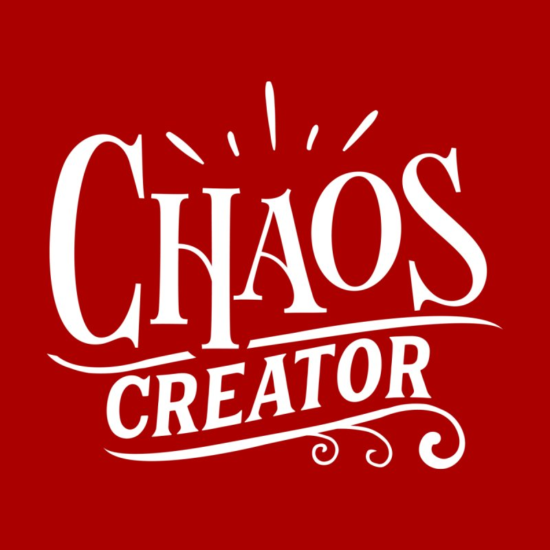 Chaos Creator Women's T-Shirt by Miniscule Graphics