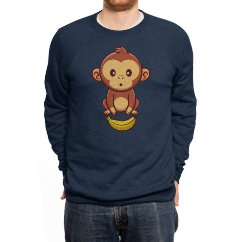 image for Baby Monkey & Banana