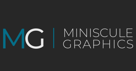 Logo for Miniscule Graphics