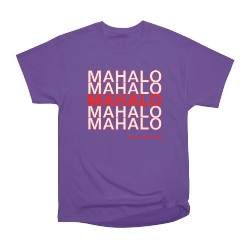 image for MAHALO Have A Nice Day!