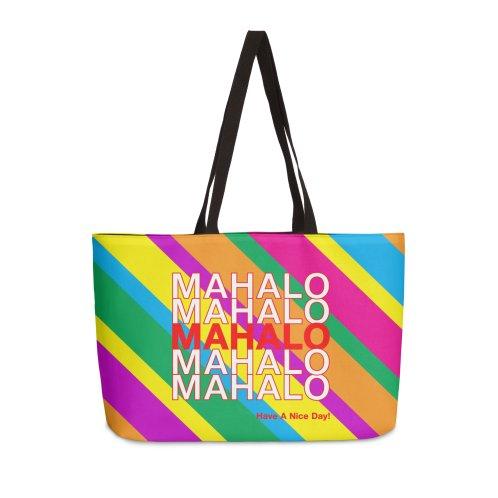 image for Mahalo! (Rainbow Stripes)