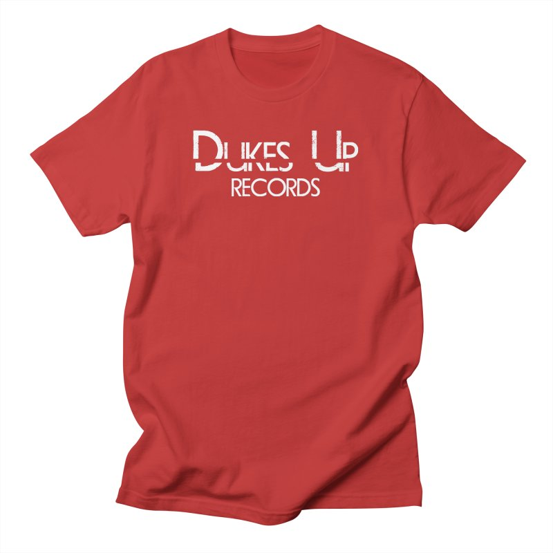 Dukes Up Records (O.G) Men's T-Shirt by MissKrystle's Shop