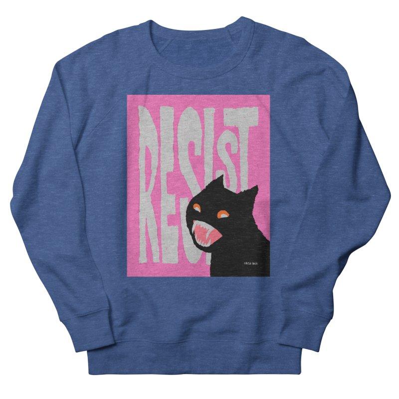 RESIST Women's Sweatshirt by Mister Reusch's Artist Shop