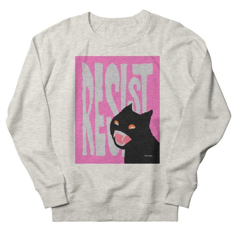 RESIST Men's Sweatshirt by Mister Reusch's Artist Shop