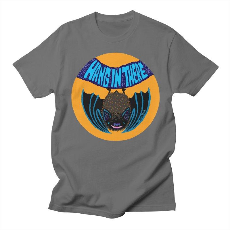 Hang In There Men's T-shirt by Mister Reusch's Artist Shop