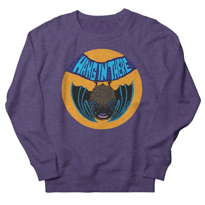 Hang In There Men's Sweatshirt by Mister Reusch's Artist Shop