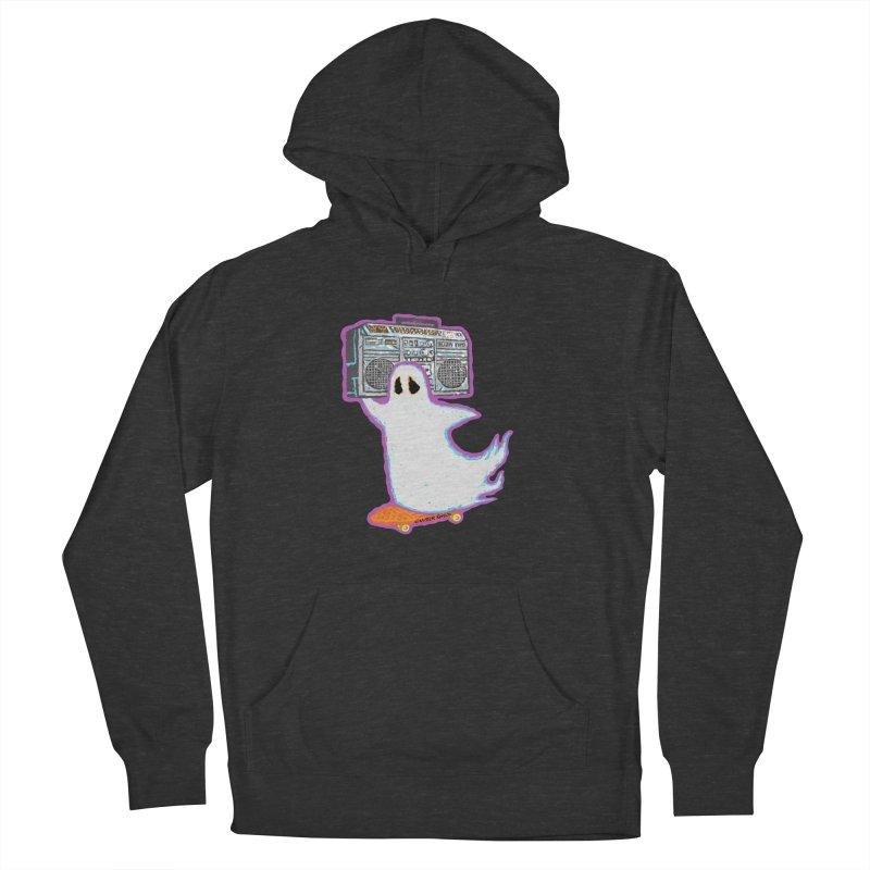 BOOmbox Women's Pullover Hoody by Mister Reusch's Artist Shop