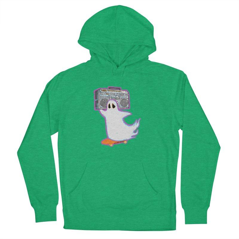 BOOmbox Men's Pullover Hoody by Mister Reusch's Artist Shop
