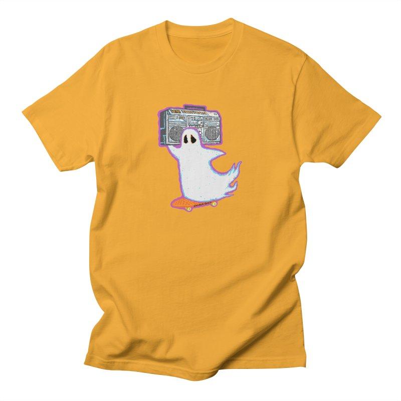 BOOmbox Women's Unisex T-Shirt by Mister Reusch's Artist Shop