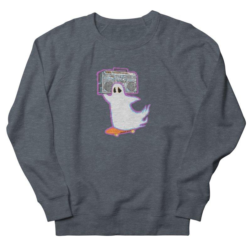 BOOmbox Men's Sweatshirt by Mister Reusch's Artist Shop