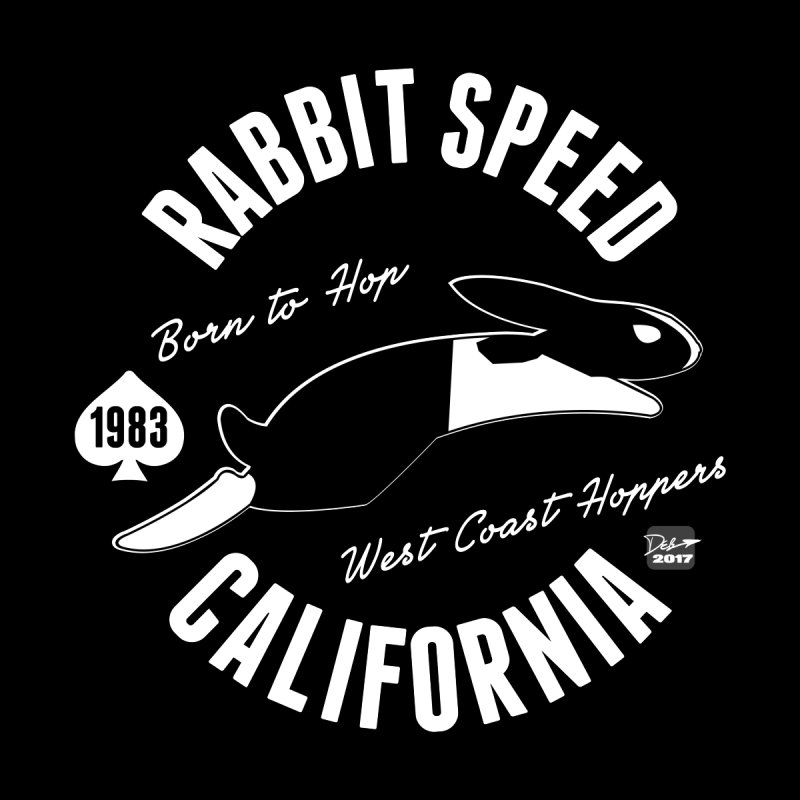 "Rabbit Speed ""George"" 2 by MisterSidd's Artist Shop"