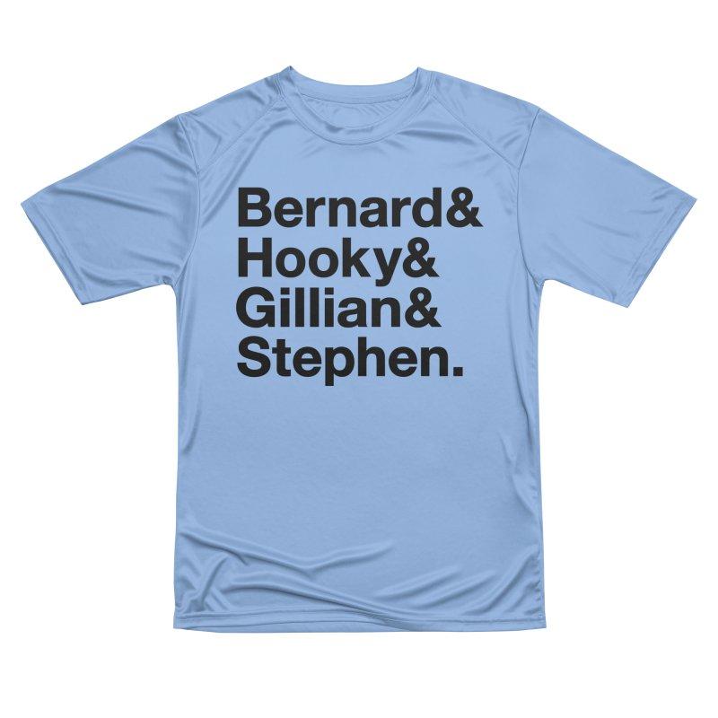 New Order Text Design (black print) Women's T-Shirt by Modernist Press's Artist Shop