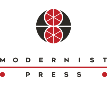 Modernist Press's Artist Shop Logo