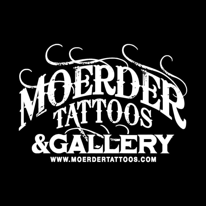 Moerder Tattoos & Gallery Shirt by MoerderTattoosandGallery's Artist Shop