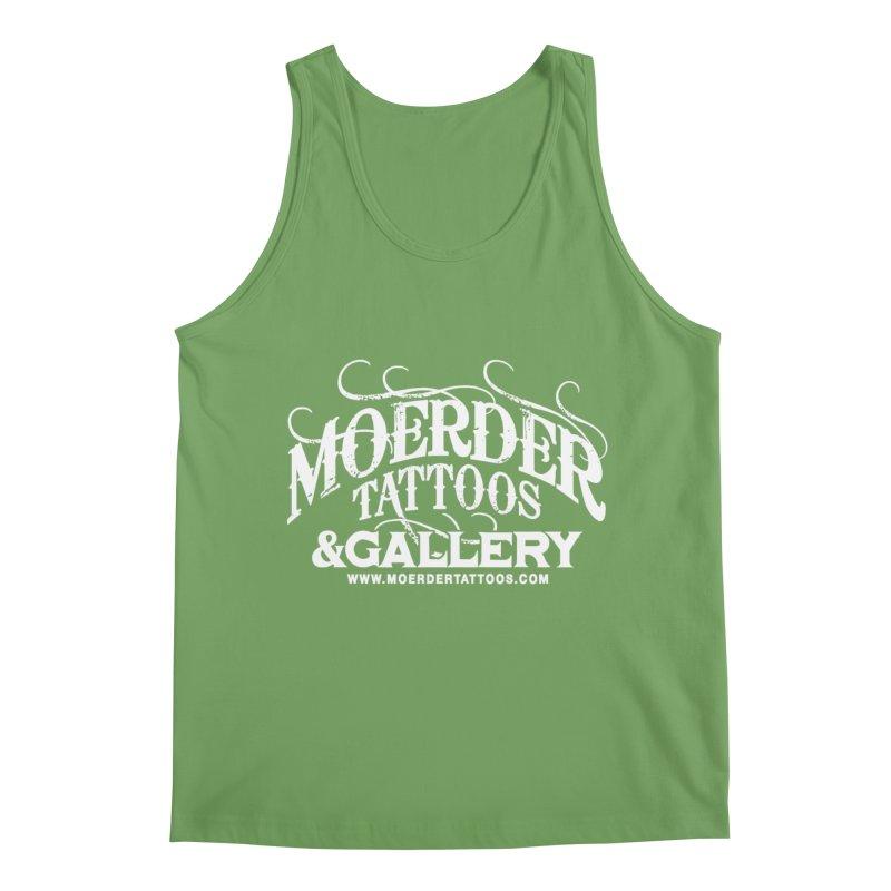 Moerder Tattoos & Gallery Shirt Men's Tank by MoerderTattoosandGallery's Artist Shop