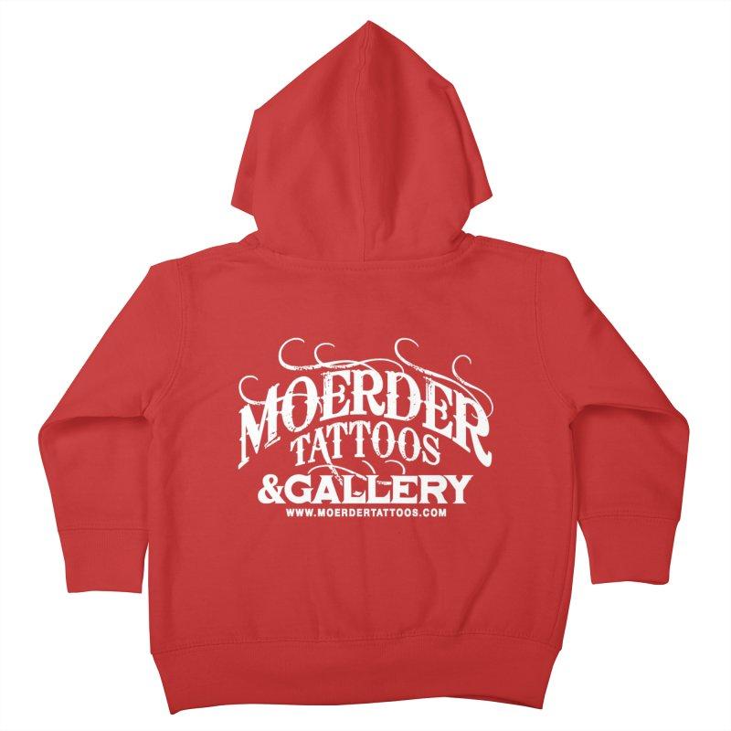 Moerder Tattoos & Gallery Shirt Kids Toddler Zip-Up Hoody by MoerderTattoosandGallery's Artist Shop