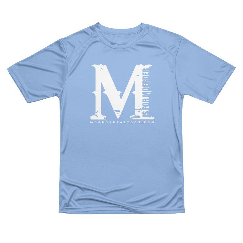 M is for Moerder Women's T-Shirt by MoerderTattoosandGallery's Artist Shop