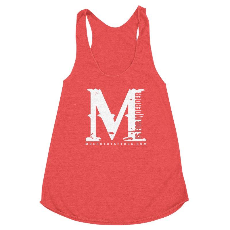 M is for Moerder Women's Tank by MoerderTattoosandGallery's Artist Shop