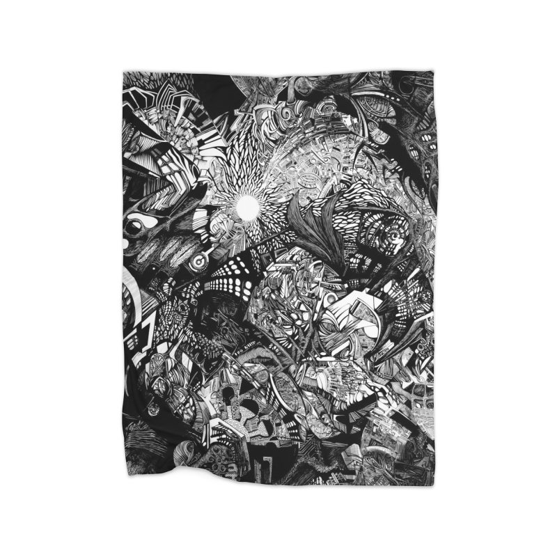History Home Blanket by MojtabaDanandeh's Artist Shop