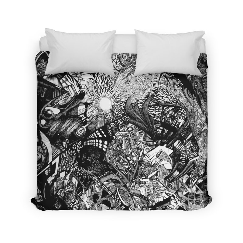 History Home Duvet by MojtabaDanandeh's Artist Shop