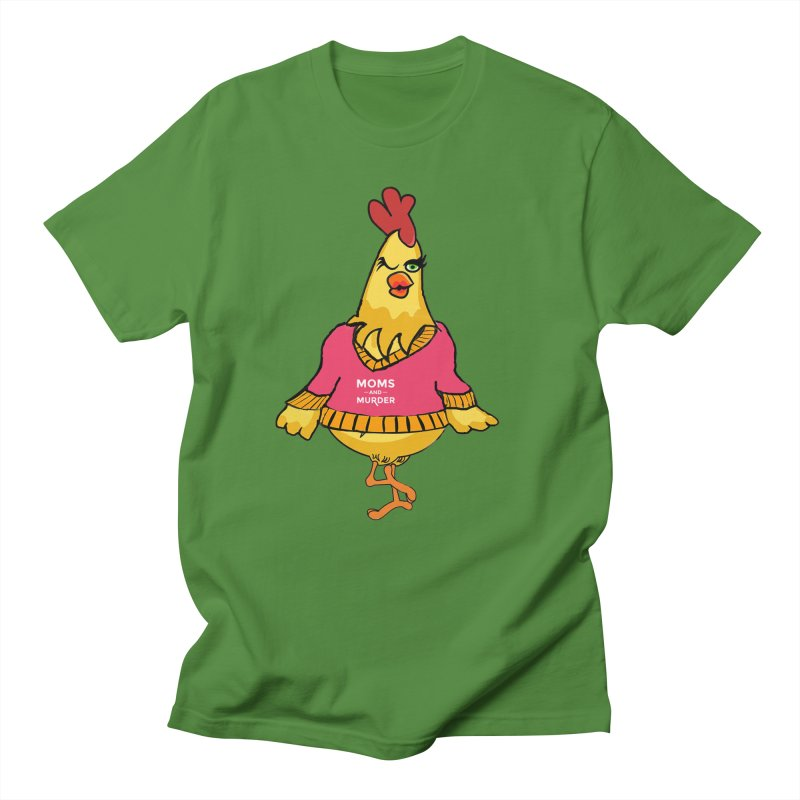 Mrs. Mother Clucker (Design by Notorious Nicki T) Men's  by Moms And Murder Merch