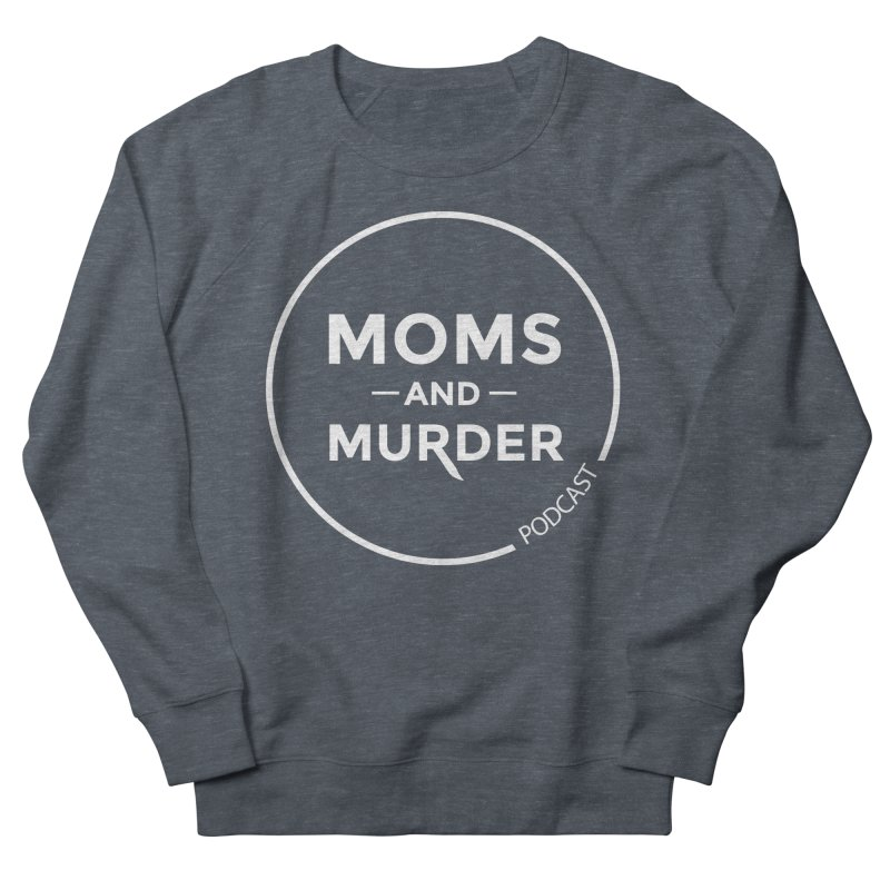Moms and Murder Logo Ring- Dark Gray Men's  by Moms And Murder Merch