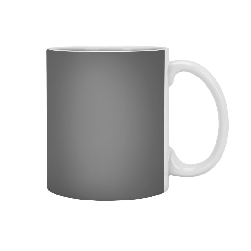Moms and Murder Logo Ring- Dark Gray Accessories Mug by Moms And Murder Merch