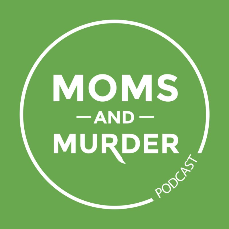 Moms and Murder Logo Ring in Hunter Green by Moms And Murder Merch