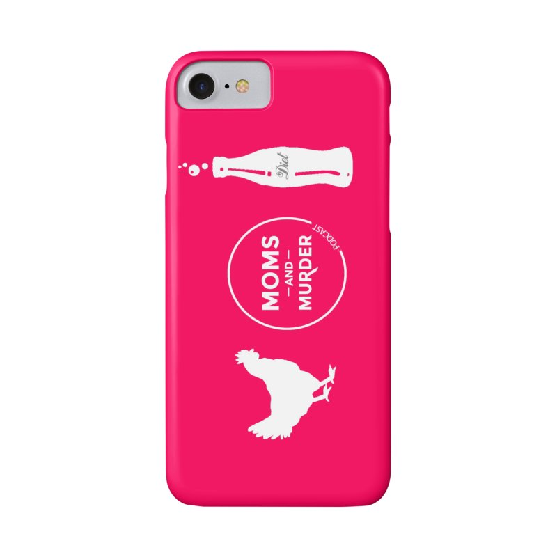 Chickens and Diet Coke Accessories Phone Case by Moms And Murder Merch