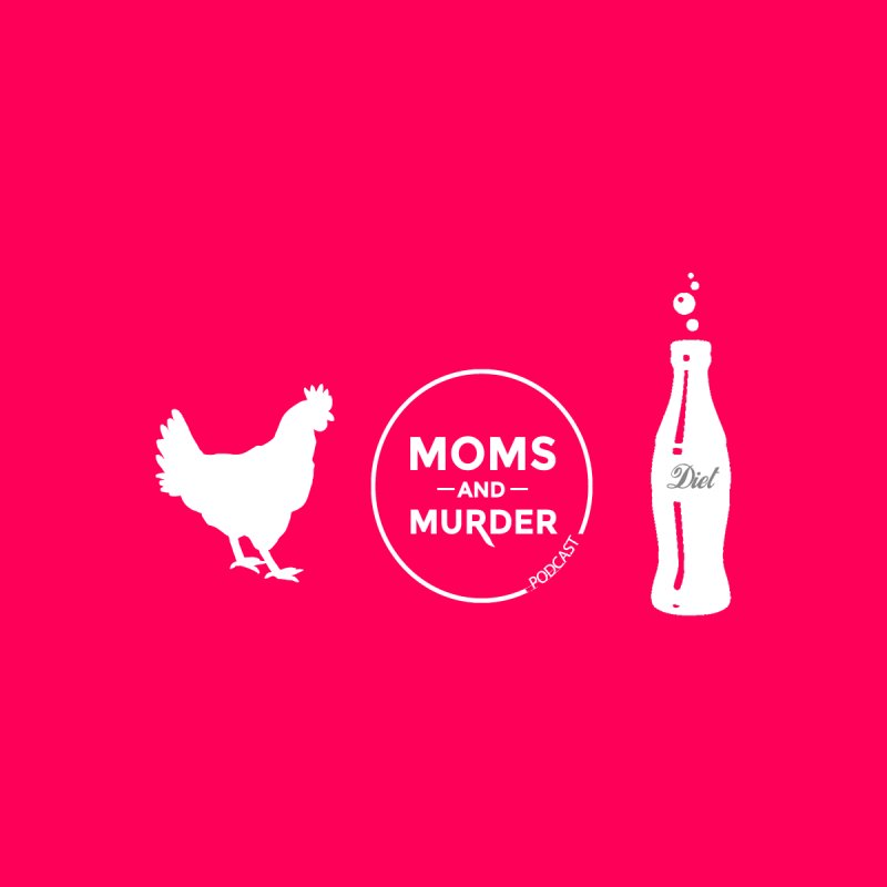 Chickens and Diet Coke Home Fine Art Print by Moms And Murder Merch
