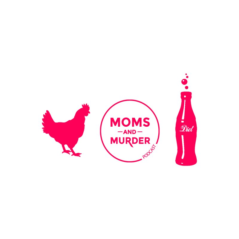 Chickens and Diet Coke Kids Longsleeve T-Shirt by Moms And Murder Merch