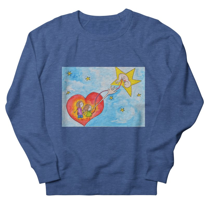 Little star Women's Sweatshirt by Monera