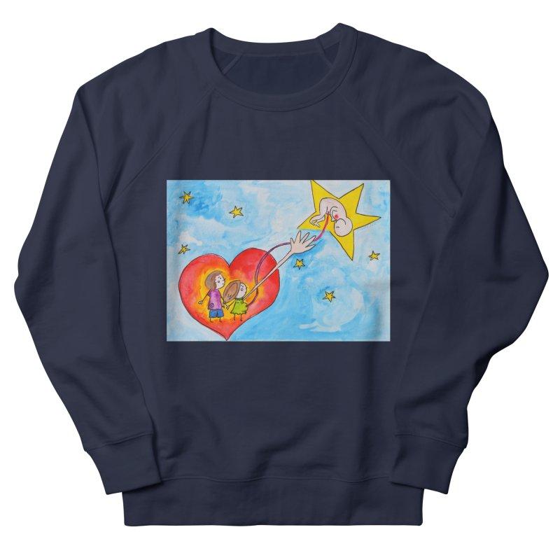 Little star Women's Sweatshirt by Monera