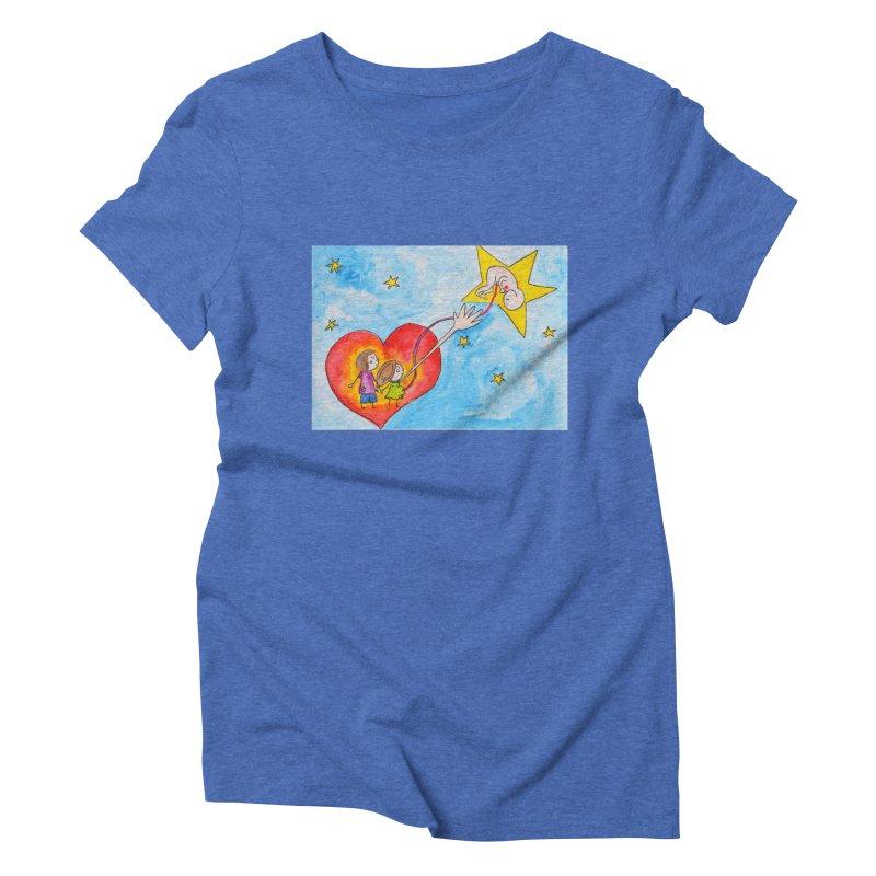 Little star Women's T-Shirt by Monera