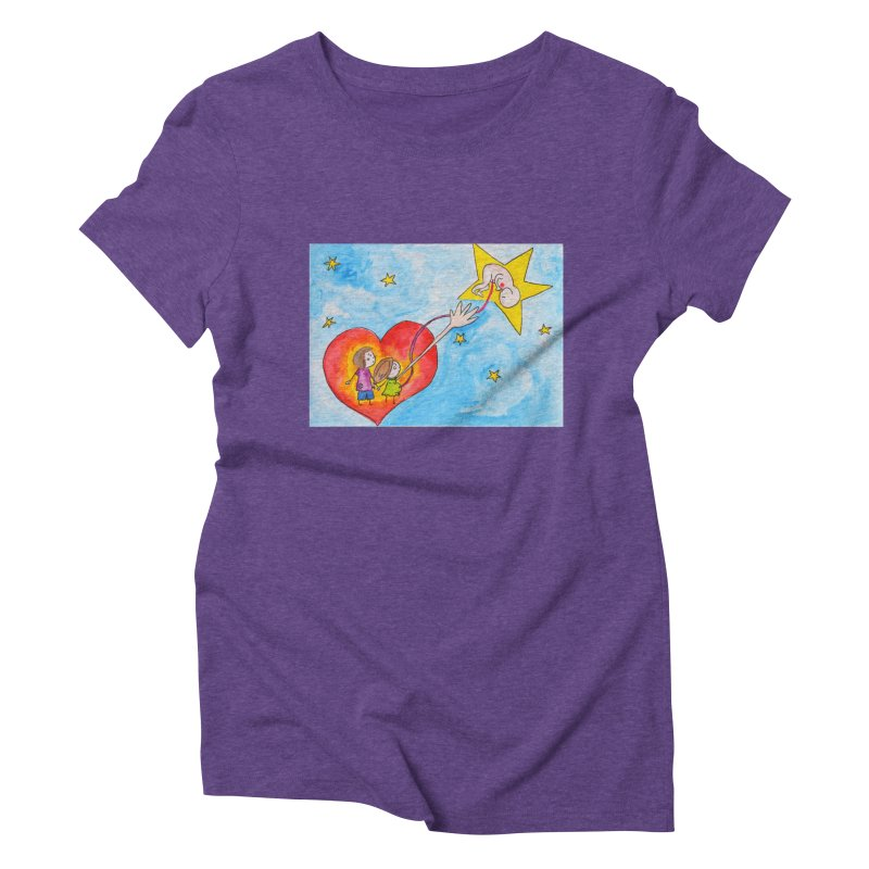 Little star Women's T-Shirt by Monera