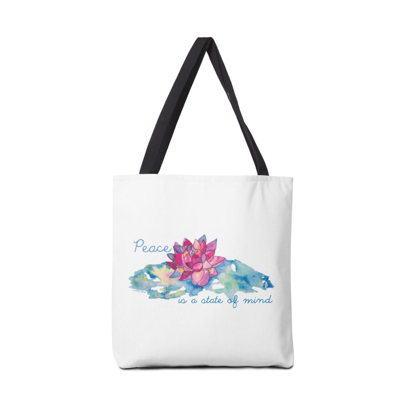 Peace Accessories Bag by Monera